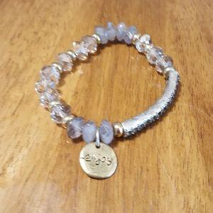 Jewelry - Cute sparkly stretch bracelet